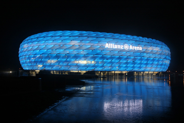 Allianz Arena – Munich – Germany