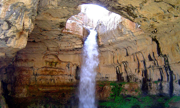 Baatara Gorge Waterfall – Lebanon