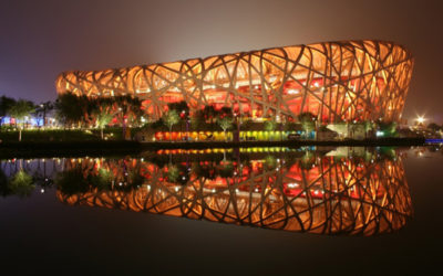 Beijing National Stadium – Bird's Nest – China
