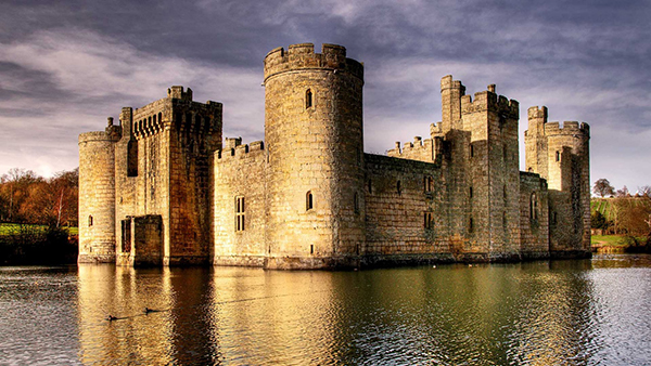 Bodiam Castle – England