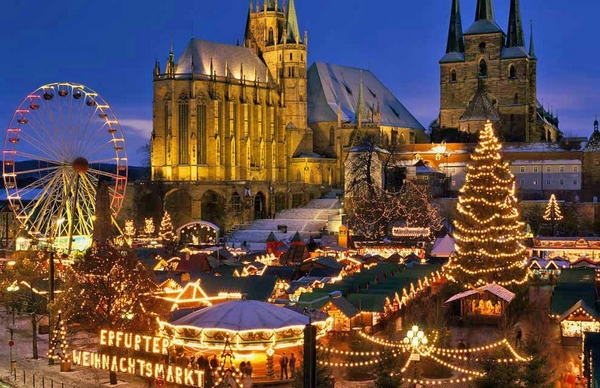 15 of the most beautiful Christmas Markets in Europe