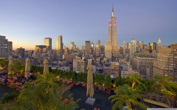 Empire State Building – New York – USA