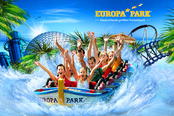 Europa Park – the largest theme park in Germany