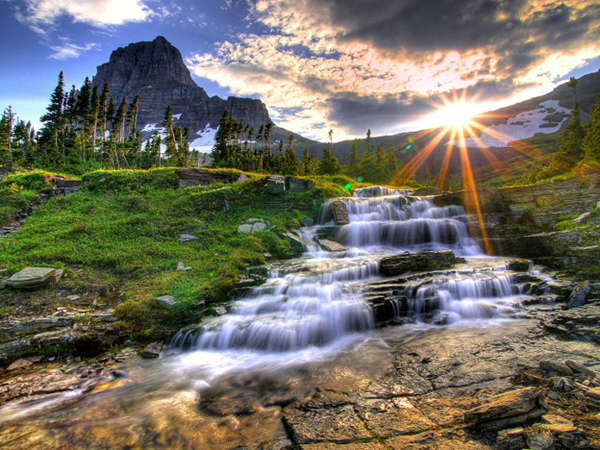 Glacier National Park – Montana – USA