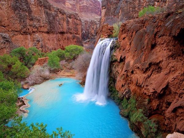 Havasu Falls – Grand Canyon – Arizona – USA