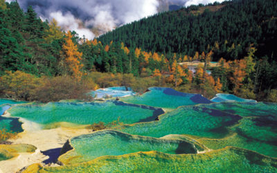 Mesmerising Huanglong National Park – Sichuan – China