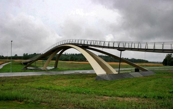 Leonardo Bridge – Golden Horn – Norway