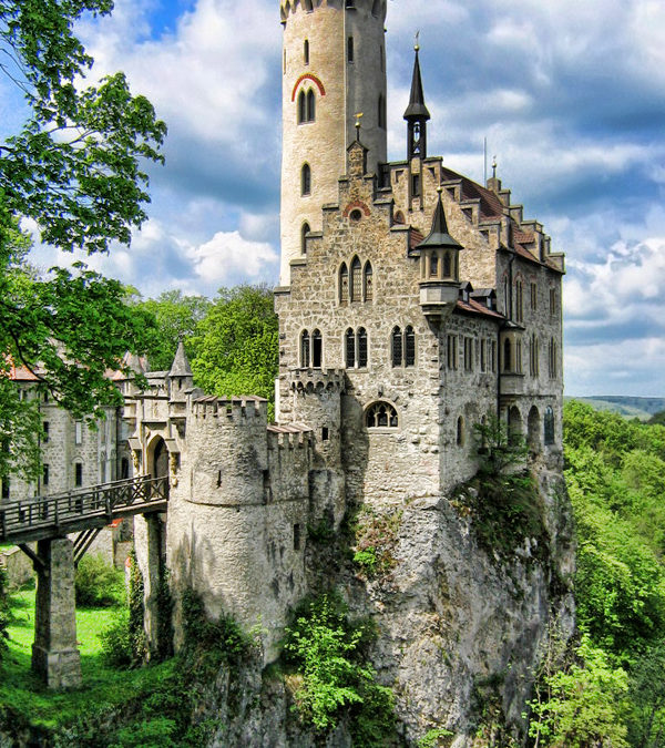 Lichtenstein Castle – Germany