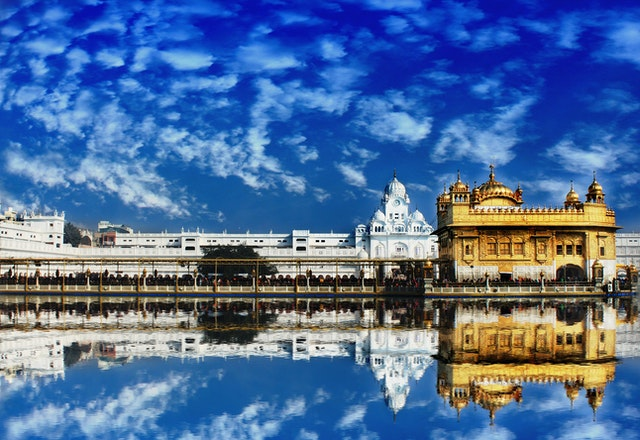 Golden Temple – Harmandir Sahib – India