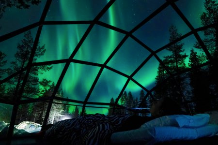 Igloo Village Kakslauttanen Resort – Finland